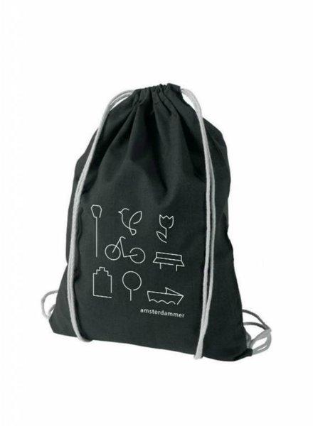 robins hood amsterdammer backpack