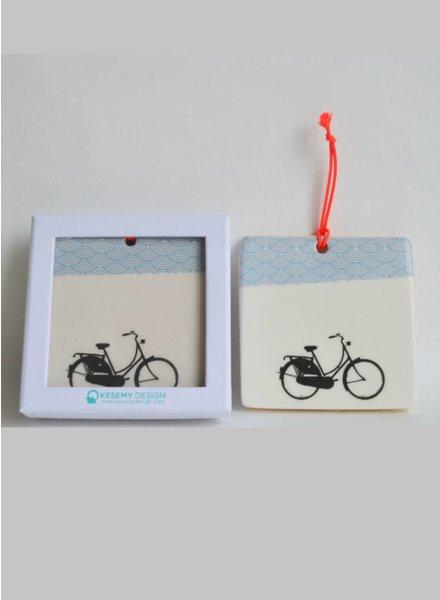 kesemy design tegel fiets