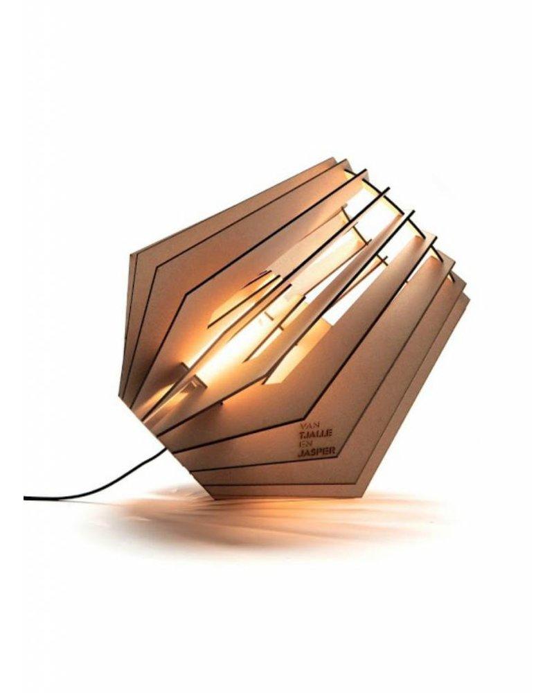 van tjalle & jasper spotnik floor lamp