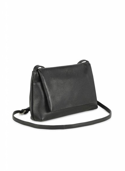 markberg pippa crossbody shoulder bag black