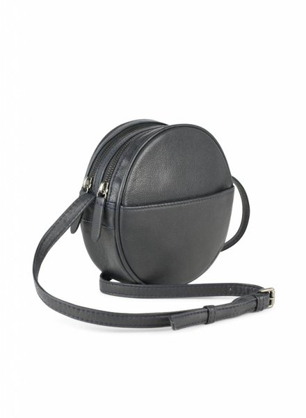 markberg anine crossbody handbag midnight blue