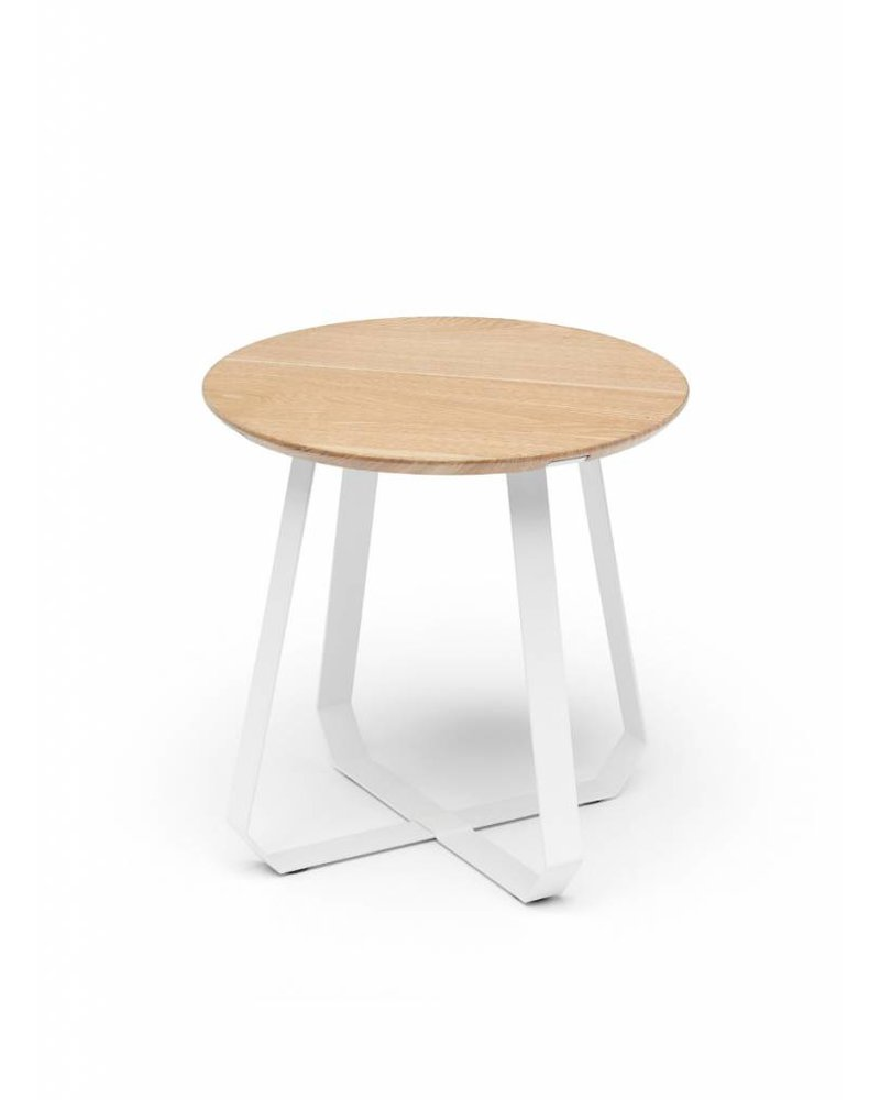 puik shunan table white