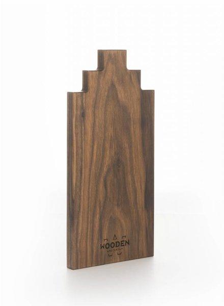 wooden amsterdam walnoot serveerplank 30