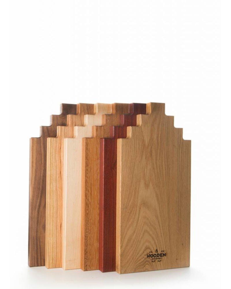 wooden amsterdam kersen  serveerplank 30