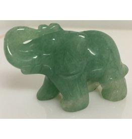 Aventurijn olifant