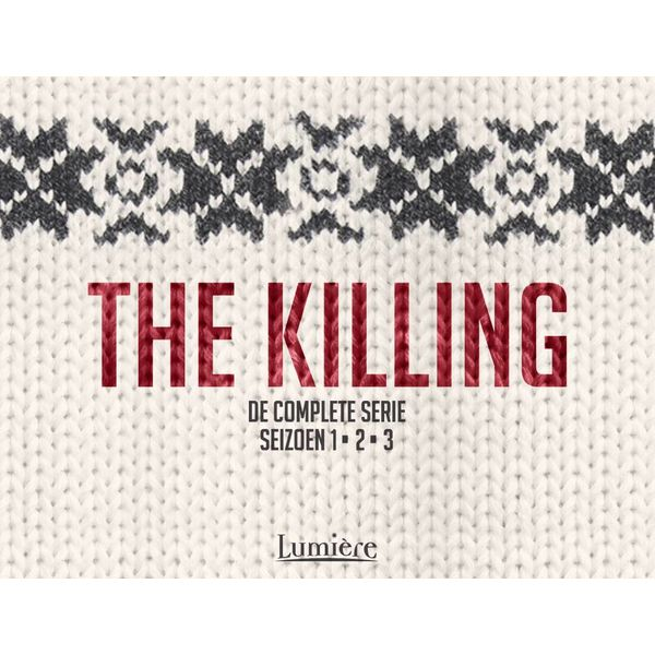 THE KILLING - luxe box