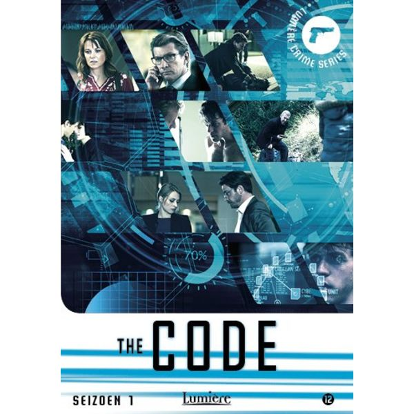 THE CODE - seizoen 1