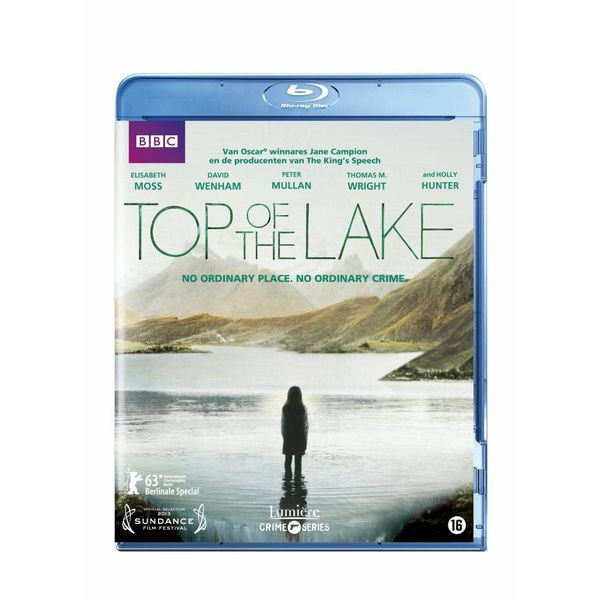 TOP OF THE LAKE - seizoen 1 (Blu-ray)