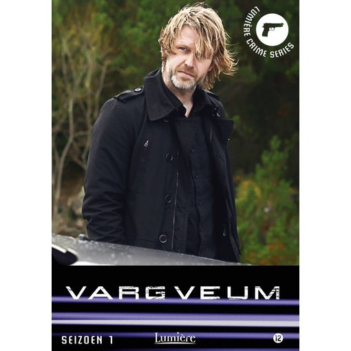Lumière Crime Series VARG VEUM - seizoen 1