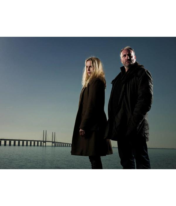 Lumière Crime Series THE BRIDGE - seizoen 1