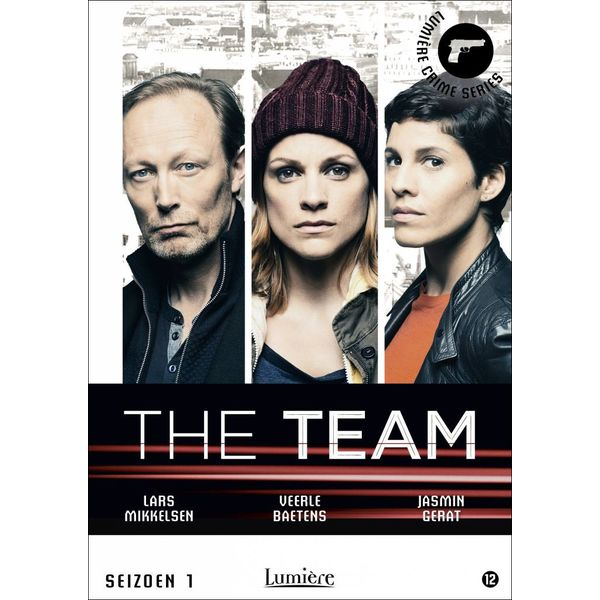 THE TEAM SEIZOEN 1 | DVD
