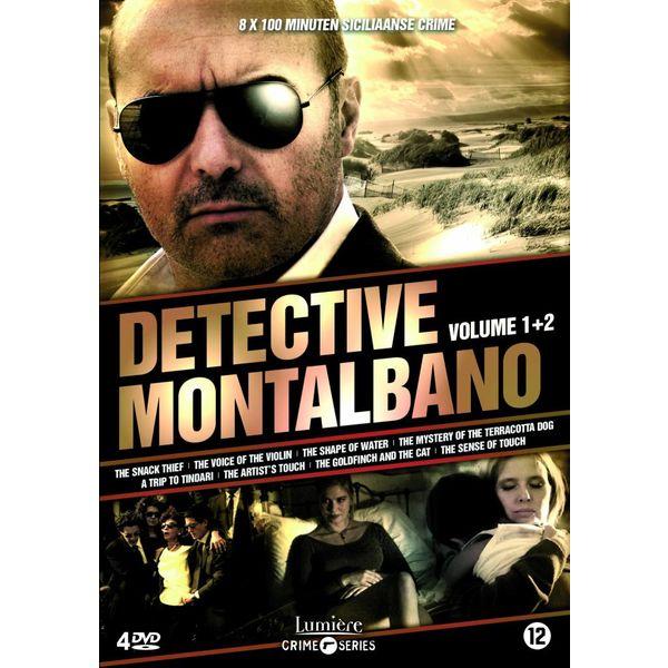 MONTALBANO - volume 1 en 2