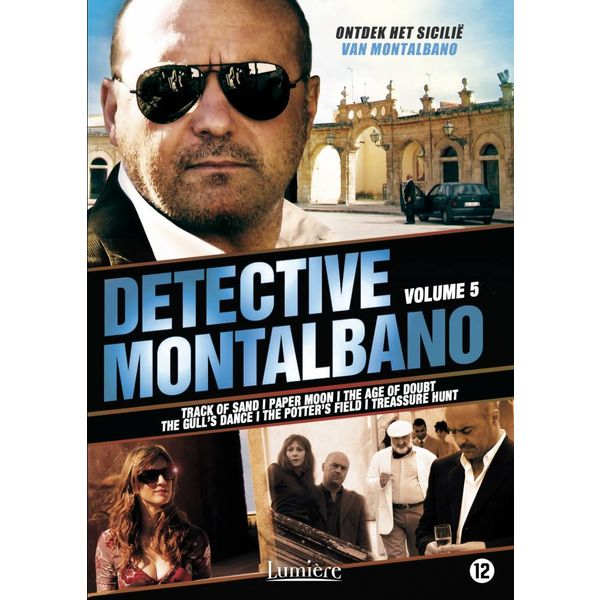 MONTALBANO - volume 5