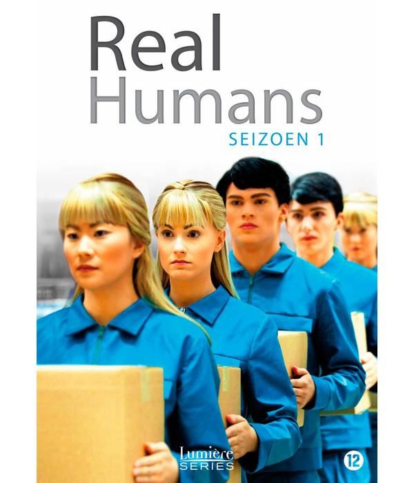Lumière Series REAL HUMANS - seizoen 1