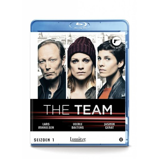 Lumière Crime Series THE TEAM (Blu-ray)