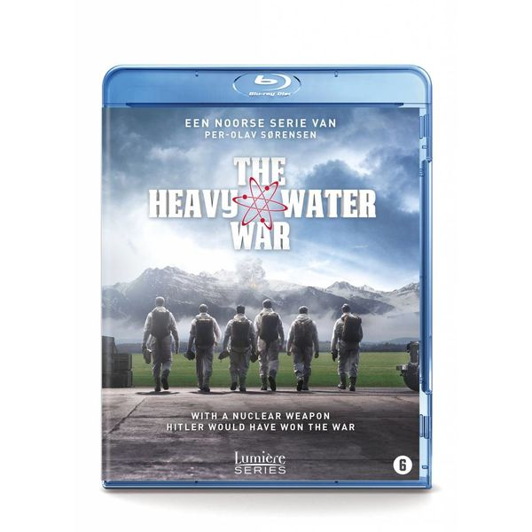 THE HEAVY WATER WAR (Blu-ray)