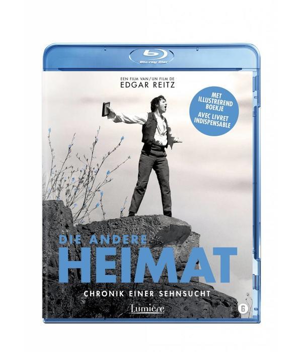 Lumière DIE ANDERE HEIMAT (Blu-ray)