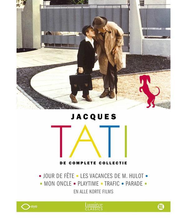 Lumière JACQUES TATI - de complete collectie