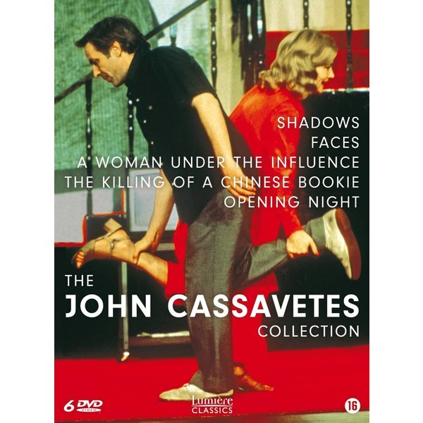 THE JOHN CASSAVETES COLLECTION
