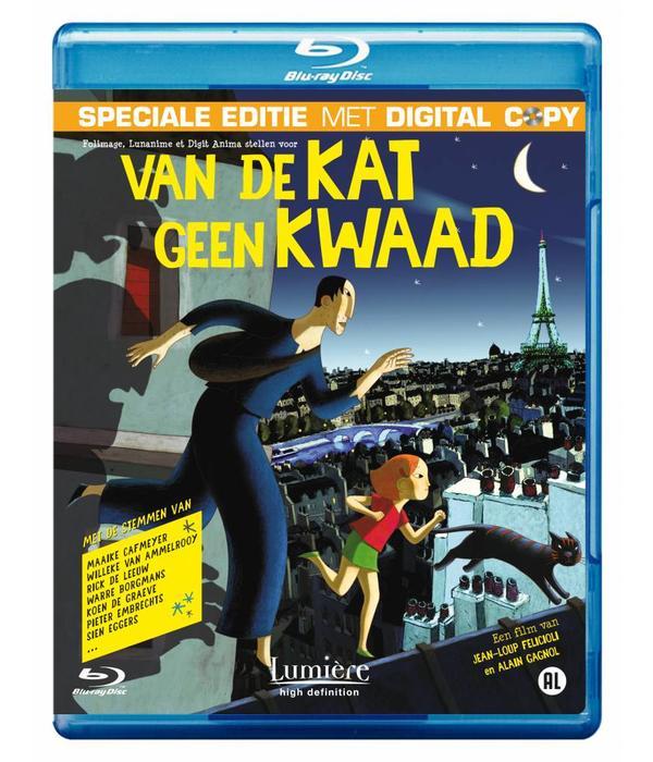 Lumière VAN DE KAT GEEN KWAAD (Blu-ray)