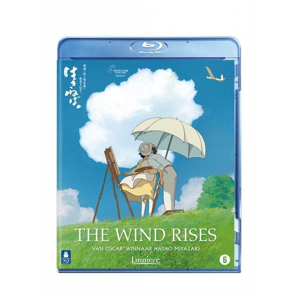 THE WIND RISES (Blu-ray)