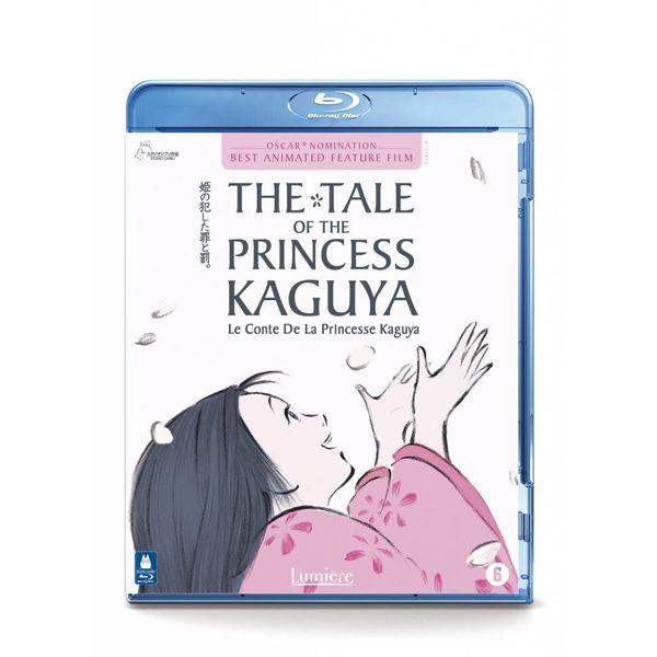 THE TALE OF PRINCESS KAGUYA (Blu-ray)