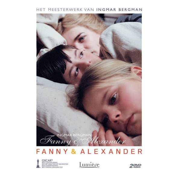 FANNY & ALEXANDER (INCL. DOCUMENTAIRE)