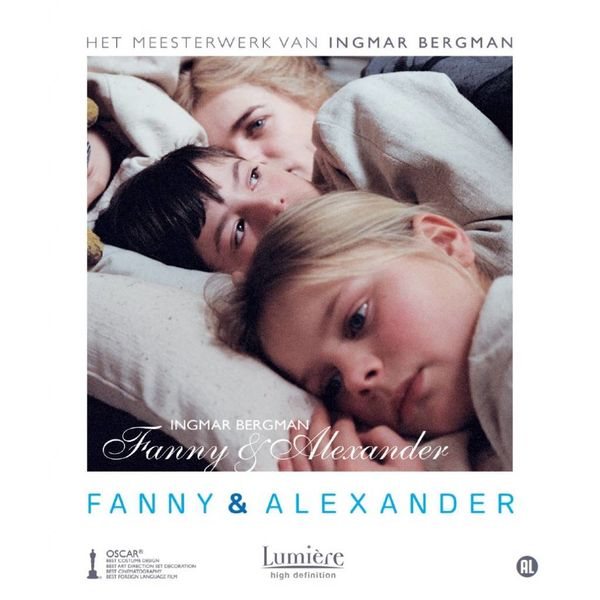 FANNY & ALEXANDER (INCL. DOCUMENTAIRE) (Blu-ray)