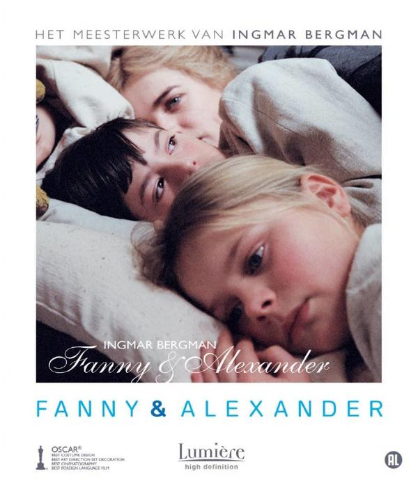 Lumière Classics FANNY & ALEXANDER (INCL. DOCUMENTAIRE) (Blu-ray)