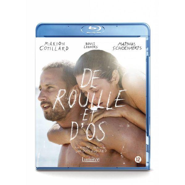 DE ROUILLE ET D'OS (Blu-ray)