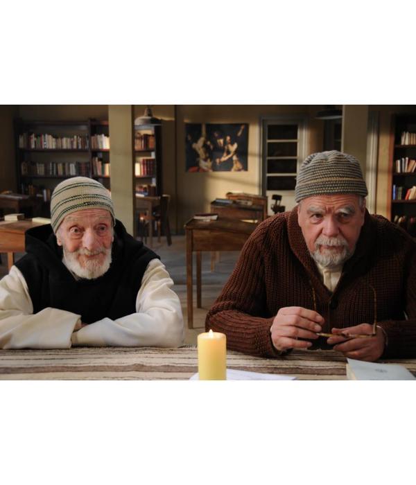 Lumière DES HOMMES ET DES DIEUX (Blu-ray)