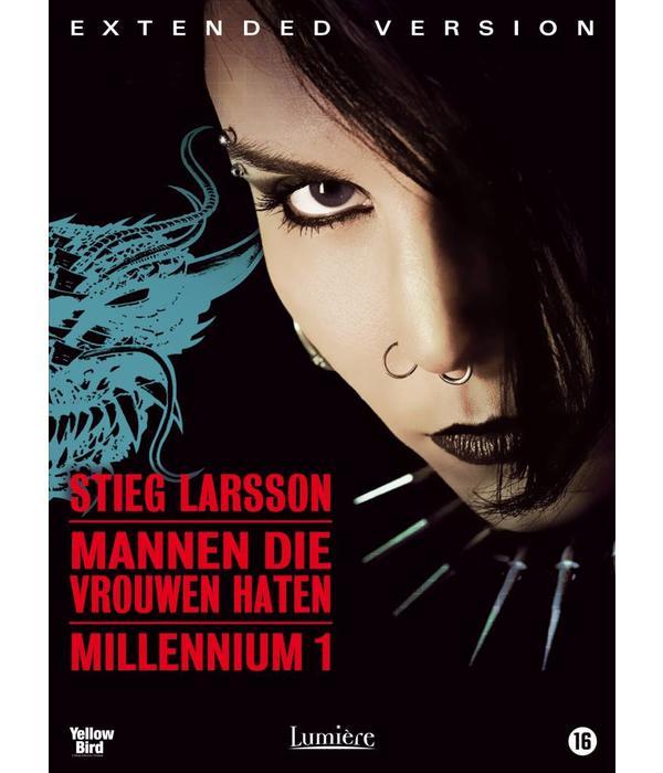 Lumière MILLENNIUM 1: MANNEN DIE VROUWEN HATEN - EXT. VERSION