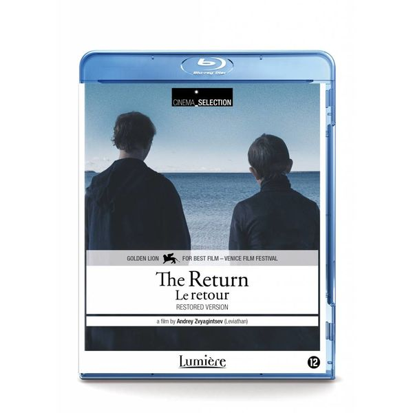 THE RETURN RESTORED EDITION (Blu-ray)