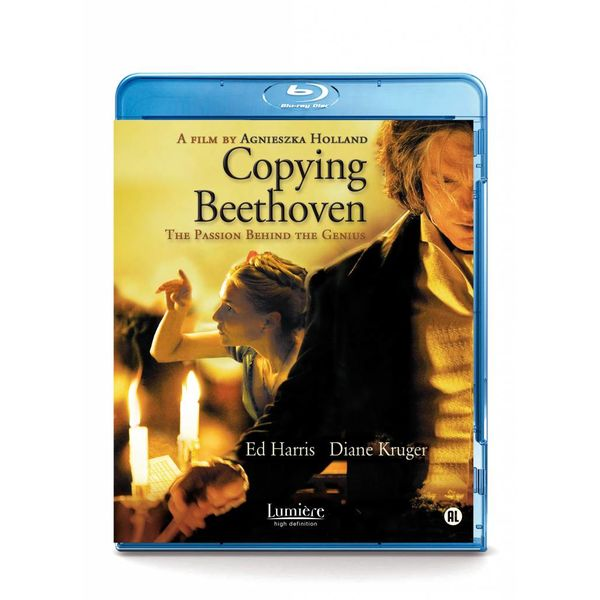 COPYING BEETHOVEN (Blu-ray)