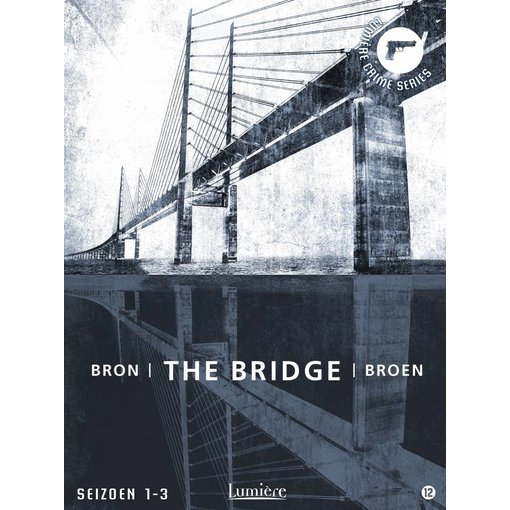 Lumière Crime Series THE BRIDGE LUXEBOX (DVD)
