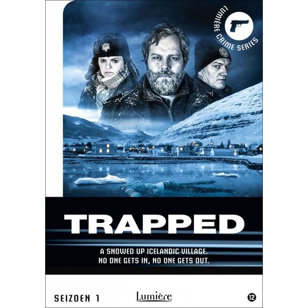 TRAPPED | DVD