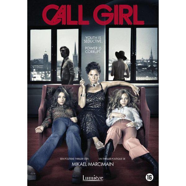 CALL GIRL   DVD