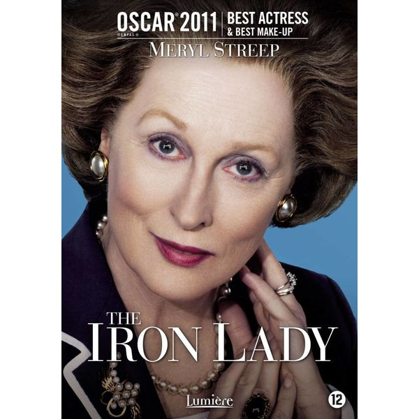 THE IRON LADY   DVD