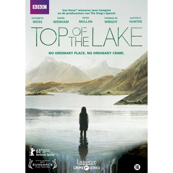 TOP OF THE LAKE - seizoen 1