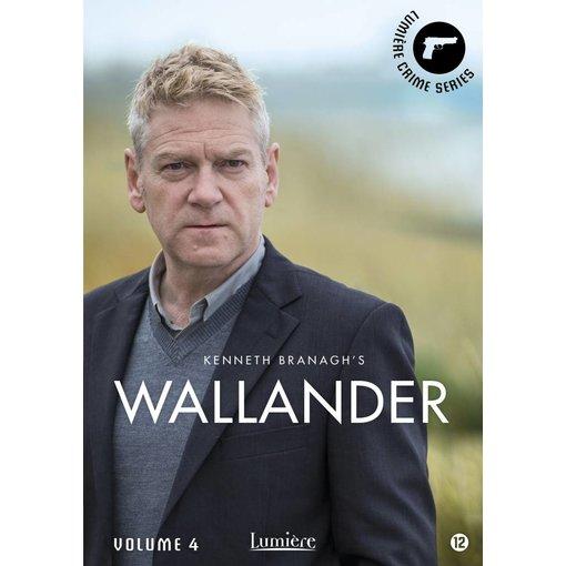 Lumière Crime Series WALLANDER BBC volume 4