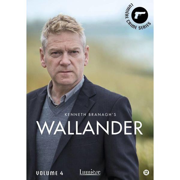WALLANDER BBC volume 4   DVD