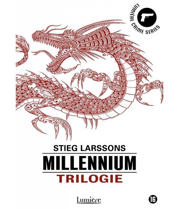 Lumière Crime Series MILLENNIUM TRILOGIE - SPECIAL EDITION