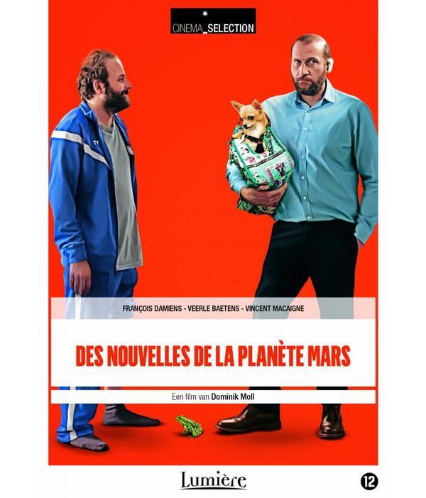 Lumière Cinema Selection DES NOUVELLES DE LA PLANÈTE MARS | DVD