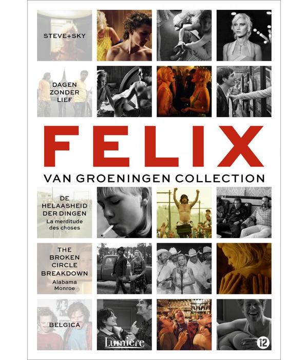 Lumière FELIX VAN GROENINGEN COLLECTION | DVD