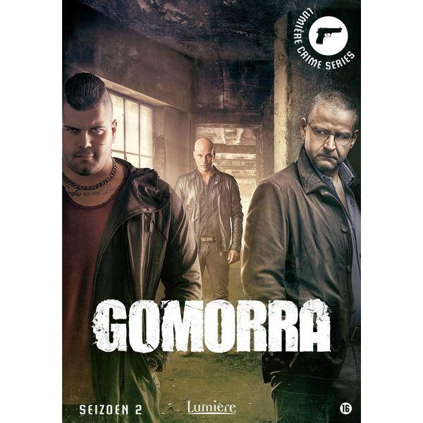GOMORRA Seizoen 2 | DVD