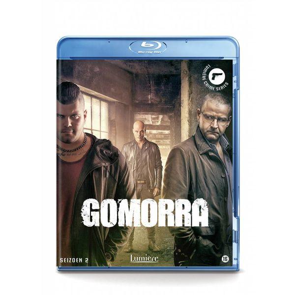 GOMORRA Seizoen 2    (Blu-Ray)