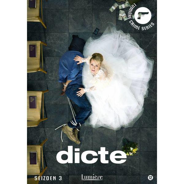 DICTE Seizoen 3 | DVD