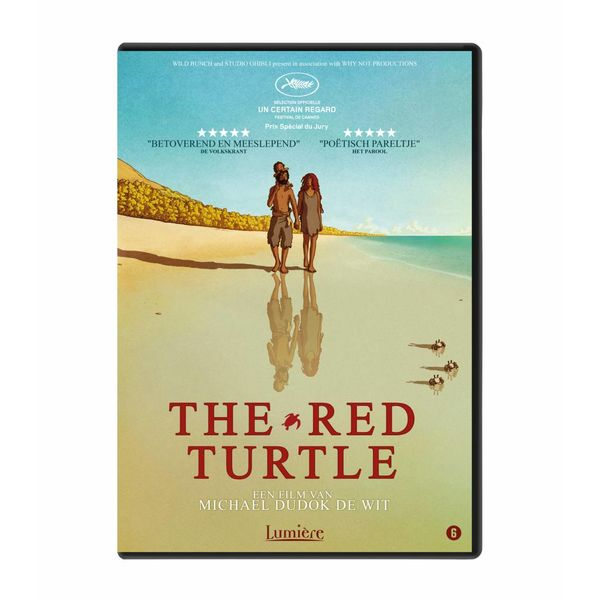 THE RED TURTLE | DVD