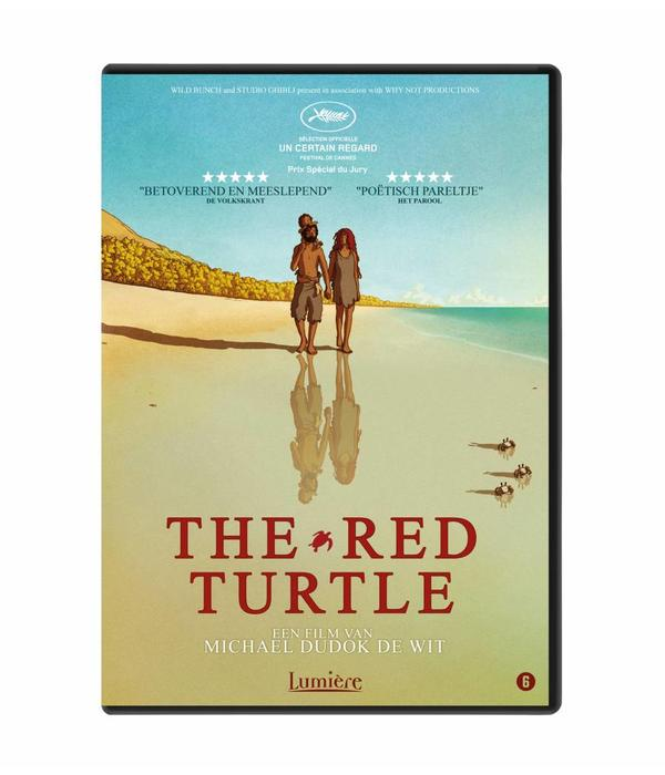 Lumière THE RED TURTLE