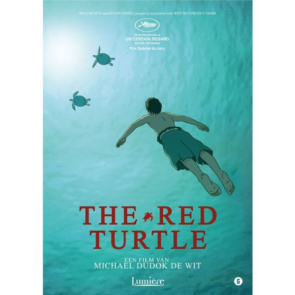 THE RED TURTLE - SPECIAL EDITION